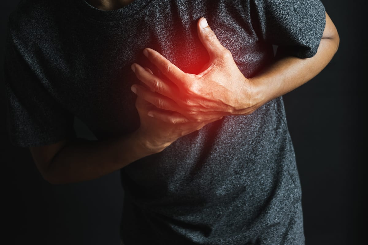 Here's What You Need To Do To Survive A Heart Attack